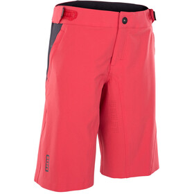 ION Traze AMP Bike Shorts Women pink isback